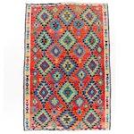 7' x 10'6 Handwoven Persian Kilim Wool Area Rug