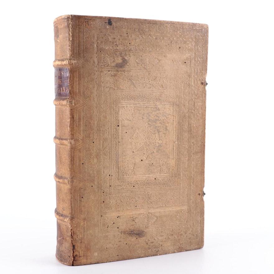 """Alapide e Societate Jesu"" by R. P. Cornelii Cornelii, 1736"
