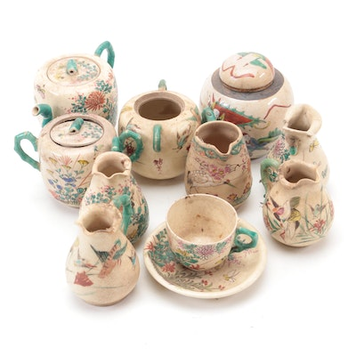 Chinese Hand Painted Porcelain Tableware