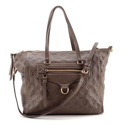 Louis Vuitton Lumineuse PM in Ombre Monogram Empreinte Leather