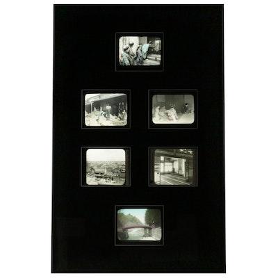 Photograph Slides after Tamamura Kōzaburō of Japanese Scenes, Mid-20th Century