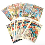 """Silver and Bronze Age """"Action Comics"""" and """"Superman"""" Comics"""
