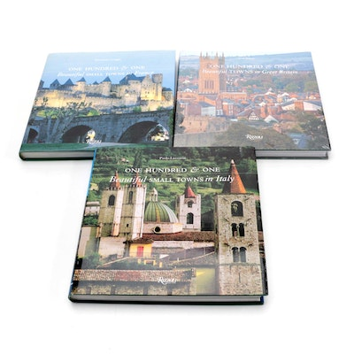 """""""One Hundred and One Beautiful Small Towns"""" Books, 2006–2008"""