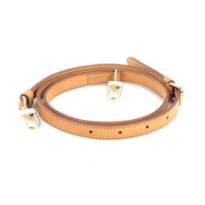 Louis Vuitton Vachetta Leather Replacement Shoulder Strap