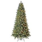 Member's Mark 7.5' Color-Changing Virginia Pine Christmas Tree