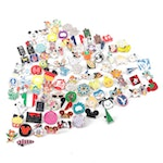 """Disney's """"Hidden Mickey"""" Pins Featuring A Wide Range of Characters"""