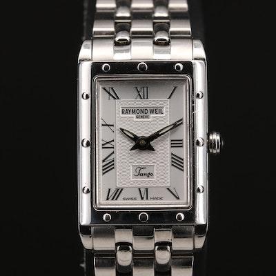 Raymond Weil Tango Stainless Steel Quartz Wristwatch