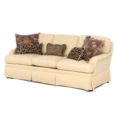 Sherrill Furniture Custom-Upholstered Sofa