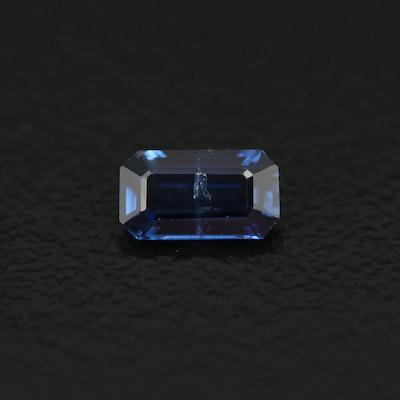 Loose 0.50 CT Sapphire