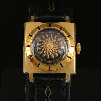 Vintage Borel Cocktail Kaleidoscope Wristwatch