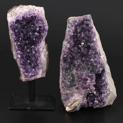 Amethyst Geode Specimens