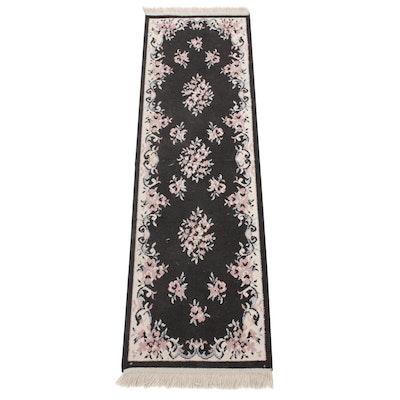 1'10 x 6'9 Power Loomed Turkish Carpet Runner, 2000s