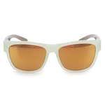 """Smith """"Ember"""" Sunglasses in Ice Smoke with Polarized Lenses and Case"""