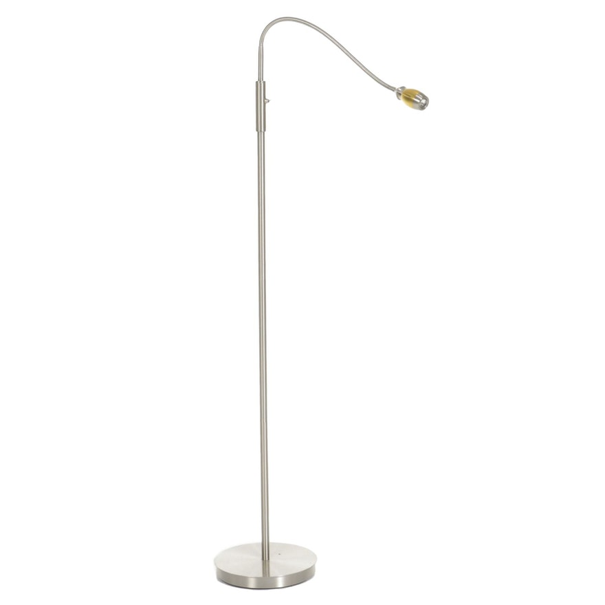 Daylight24 Adjustable LED Floor Lamp, Contemporary