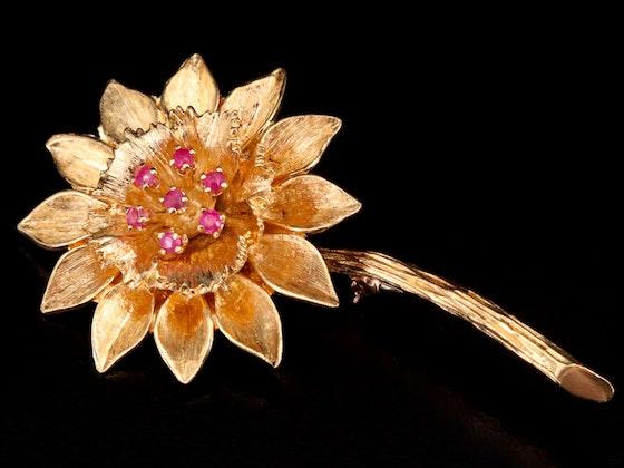 Fine 18k & 14k Jewelry