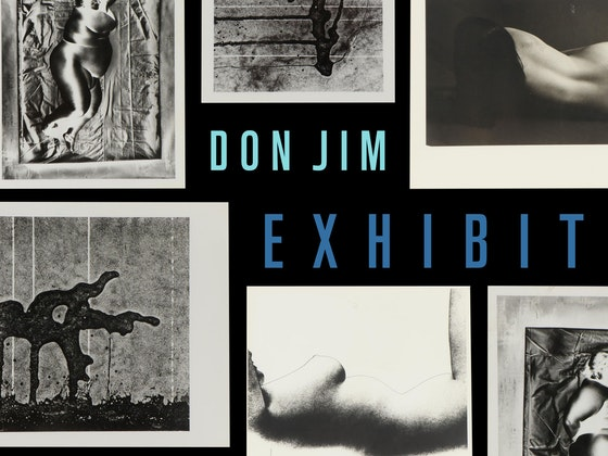 E X H I B I T: Don Jim Figural & Abstract Photography