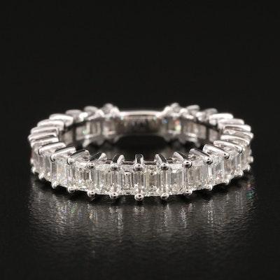 18K 1.70 CTW Diamond Band