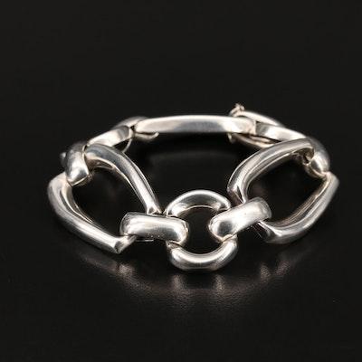 Tane Mexican Sterling Link Bracelet