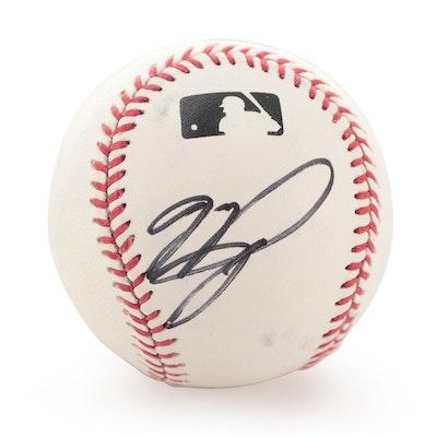 Mike Piazza Signed Rawlings Major League Baseball, Global COA