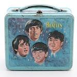 "Aladdin Industries ""The Beatles"" Metal Lunchbox, 1965"