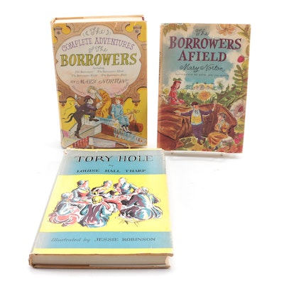 """First American Edition """"The Complete Adventures of the Borrowers"""" and More"""