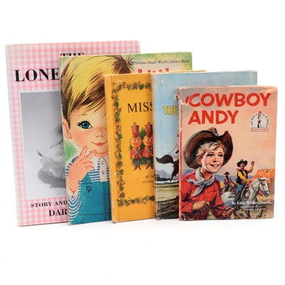"""""""Cowboy Andy,"""" """"Miss Suzy,"""" and More Children's Books, Mid to Late 20th Century"""