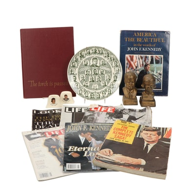 Collection of John F. Kennedy Family Memorabilia