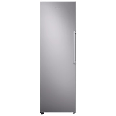 Samsung 11.4 Cu. Ft. Convertible Upright Freezer in Stainless Look Metal