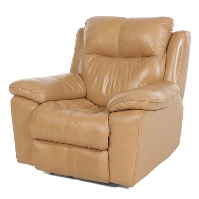 Contemporary FlexSteel Electric Recliner for FrontRoom Furnishings