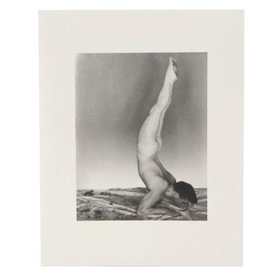 George Platt Lynes Silver Gelatin Photograph, Mid-Late 20th Century