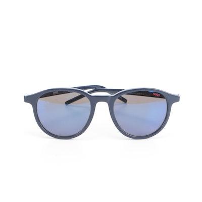 Hugo Boss 1028/S Horn-Rimmed Sunglasses with Case
