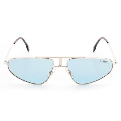 Carrera 1021/S Aviator Sunglasses with Case