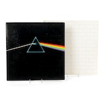 """Pink Floyd """"The Wall"""" 1st Issue and """"The Dark Side of the Moon"""" 2nd Issue Vinyl"""