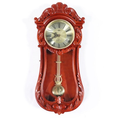 D&A Pendulum and Westminster Chime Wall Clock