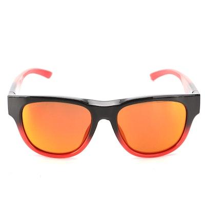 Smith Rounder ChromaPop Smoke Rise Sunglasses with Case