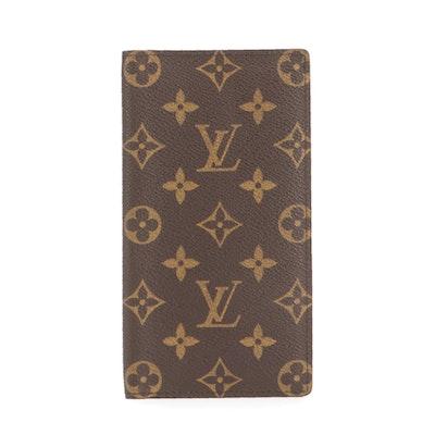 Louis Vuitton Porte-Valuers Cartes Crédit in Monogram Canvas