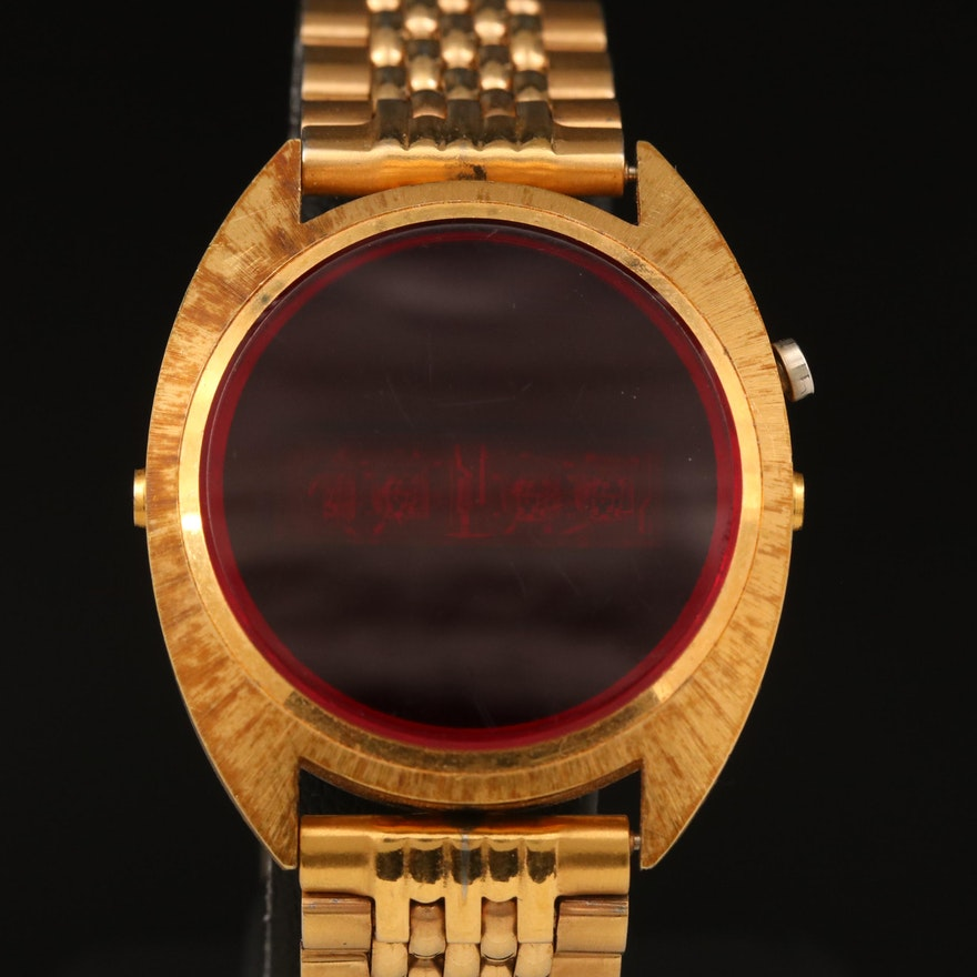 Litronic L.E.D. Wristwatch