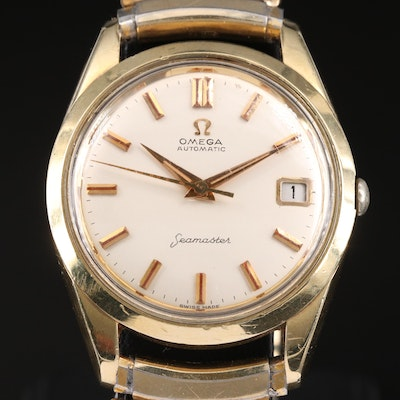 Omega Seamaster Automatic with Date Wristwatch