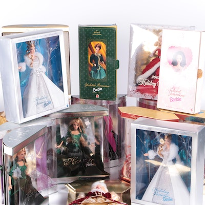Barbie Annual Holiday Doll Collection