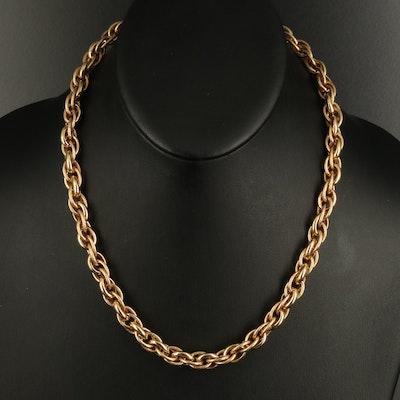 Romanza Singapore Chain Necklace