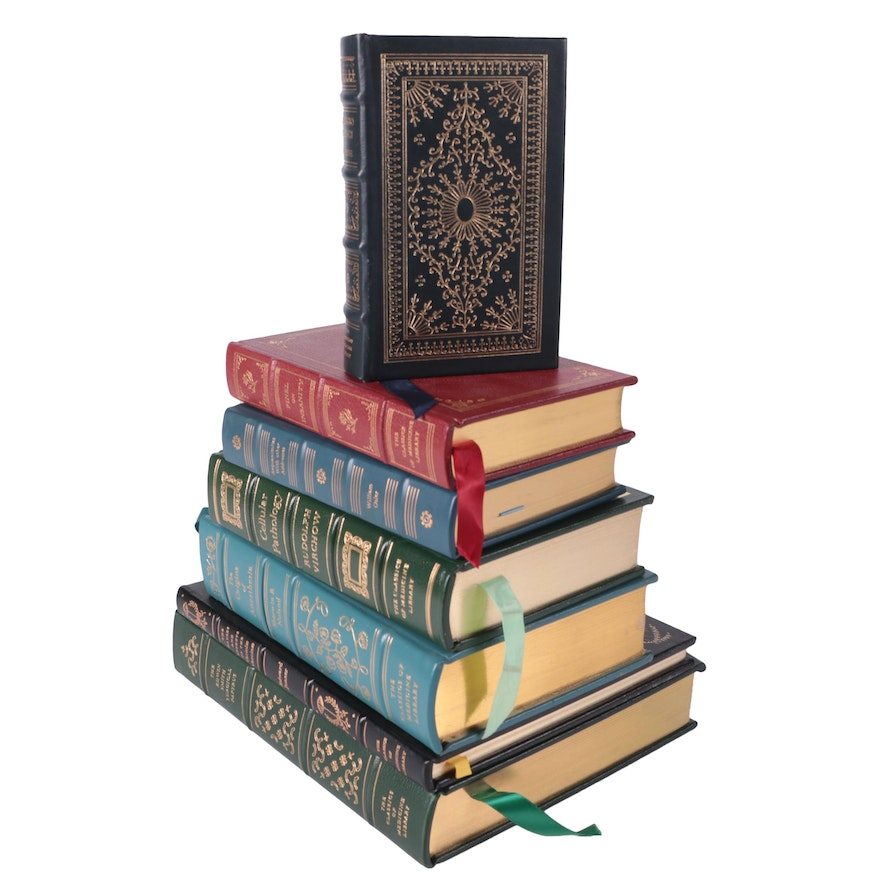 """Classics of Medicine Library Collection Including """"Religio Medici"""" by T. Browne"""