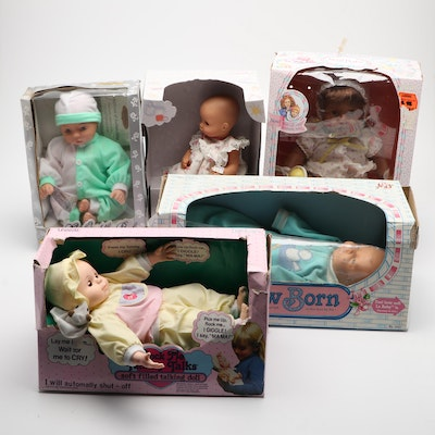 My Cuddly Baby Collector's Edition Dolls