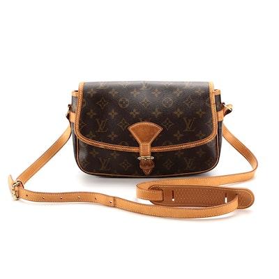 Louis Vuitton Solonge Crossbody Bag in Monogram Canvas