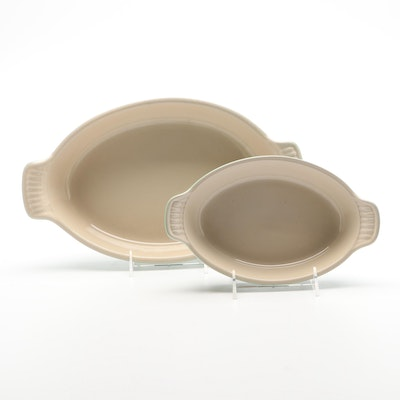 Le Creuset Green Stoneware Baking Dishes