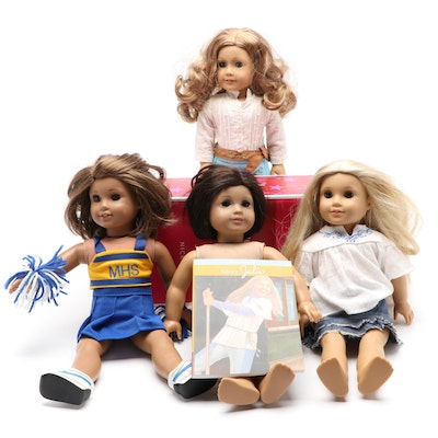 """American Girl Dolls, Including """"Nicki"""" and More"""