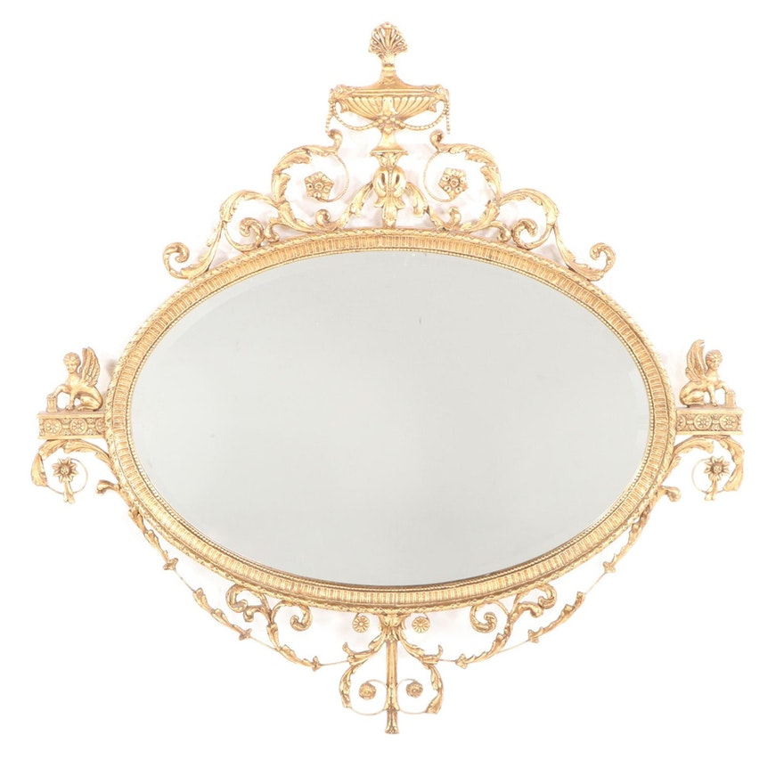 """Friedman Brothers """"Historic Natchez"""" Collection Wall Mirror"""