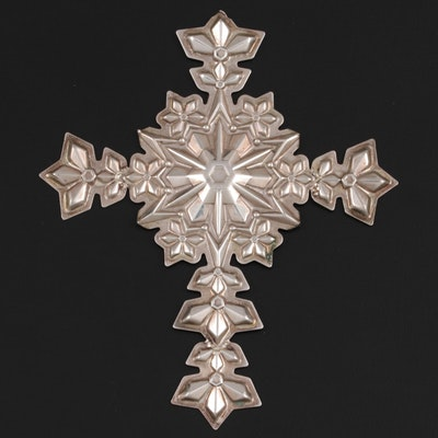 Gorham Sterling Silver Christmas Ornament, 2000