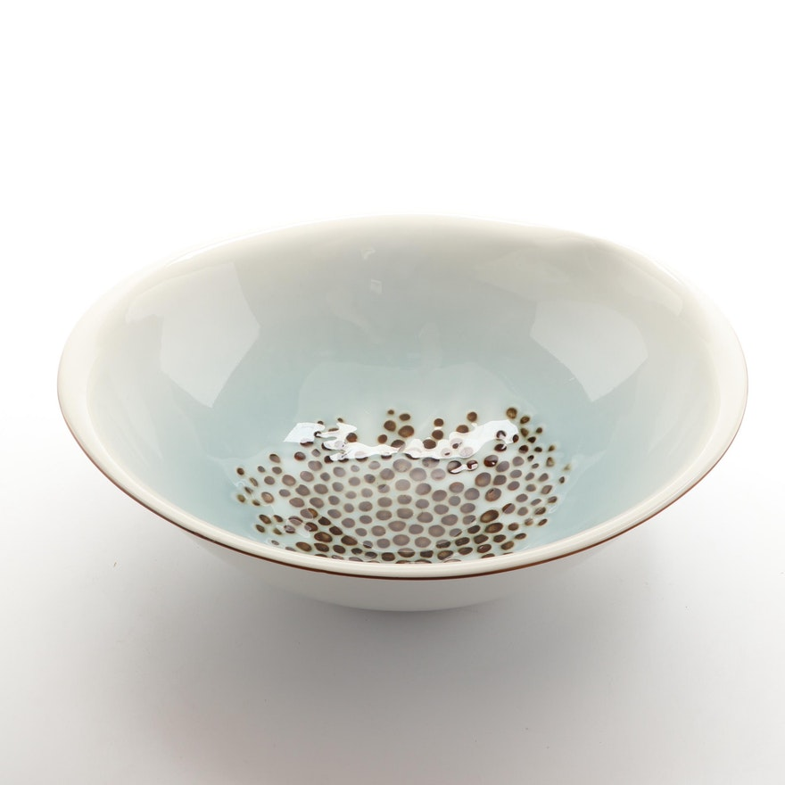 Royal Copenhagen Gallery Modernist Ceramic Bowl