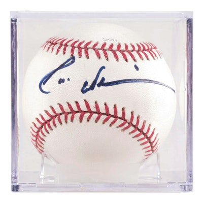 Robin Williams Signed Rawlings Major League Baseball