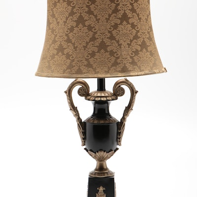 Neoclassical Style Urn Form Table Lamp